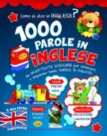 Copertina de 1000 PAROLE IN INGLESE