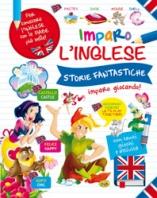 Copertina de IMPARO L'INGLESE-STORIE FANTASTICHE
