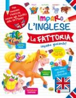 Copertina de IMPARO L'INGLESE - LA FATTORIA