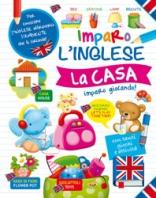 Copertina de IMPARO L'INGLESE - LA CASA
