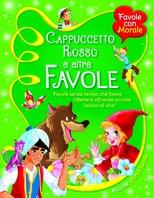 Copertina de CAPPUCCETTO ROSSO E ALTRE FAVOLE