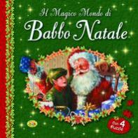 Copertina de MAGICO MONDO DI BABBO NATALE, IL