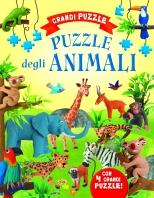 Copertina de PUZZLE DEGLI ANIMALI
