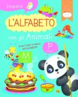 Copertina de IMPARA L'ALFABETO CON GLI ANIMALI