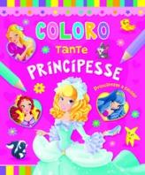 Copertina de COLORO TANTE PRINCIPESSE