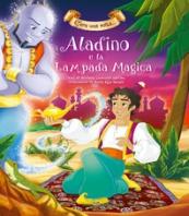 Copertina de ALADINO E LA LAMPADA MAGICA