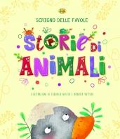 Copertina de STORIE DI ANIMALI