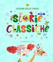Copertina de STORIE CLASSICHE