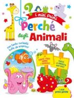 Copertina de MIEI PRIMI PERCHÈ DEGLI ANIMALI, I