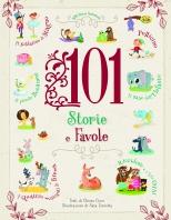 Copertina de 101 STORIE E FAVOLE