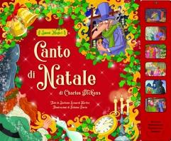 Copertina de CANTO DI NATALE