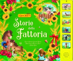Copertina de STORIE DELLA FATTORIA