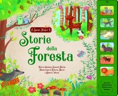 Copertina de STORIE DELLA FORESTA