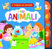 Copertina de MIEI ANIMALI, I