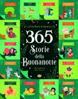 Copertina de 365 STORIE DELLA BUONANOTTE