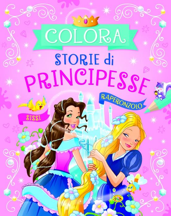 Copertina de STORIE DI PRINCIPESSE
