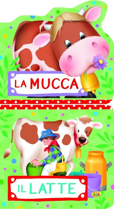 Copertina de MUCCA - IL LATTE, LA