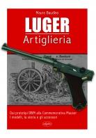 Copertina de LUGER ARTIGLIERIA