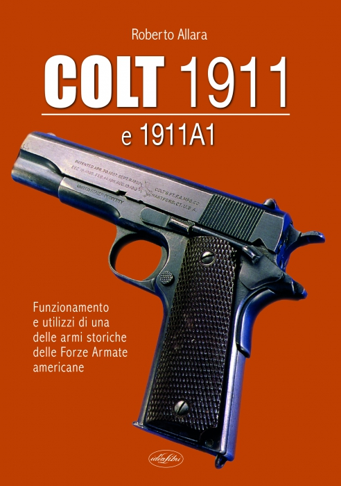 Copertina de COLT 1911 E 1911A1