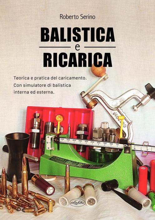 Copertina de BALISTICA E RICARICA