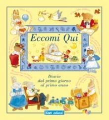 Copertina de ECCOMI QUI