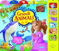 Copertina de GRANDI ANIMALI