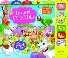 Copertina de TENERI CUCCIOLI