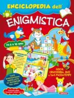 Copertina de ENCICLOPEDIA DELL'ENIGMISTICA 8-10