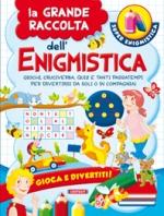 Copertina de LA GRANDE RACCOLTA DELL'ENIGMISTICA