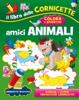 Copertina de AMICI ANIMALI