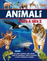 Copertina de ANIMALI DALLA A ALLA Z