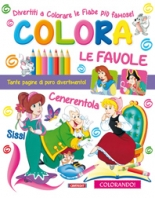 Copertina de COLORA LE FAVOLE