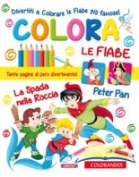 Copertina de COLORA LE FIABE