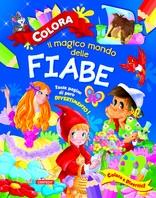 Copertina de COLORA IL MAGICO MONDO DELLE FIABE