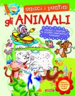 Copertina de UNISCI I PUNTINI - GLI ANIMALI