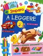 Copertina de IMPARO A LEGGERE