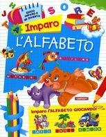 Copertina de IMPARO L'ALFABETO