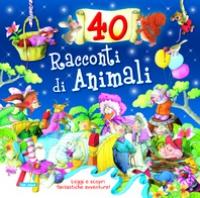 Copertina de 40 RACCONTI DI ANIMALI