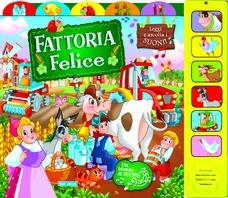 Copertina de FATTORIA FELICE