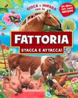 Copertina de GIOCA E IMPARA CON LA FATTORIA