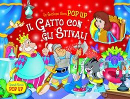 Copertina de GATTO CON GLI STIVALI, IL - POP UP