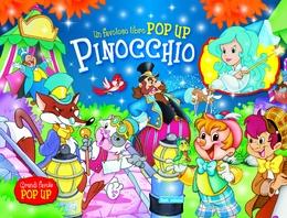 Copertina de PINOCCHIO - POP UP