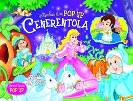 Copertina de CENERENTOLA - POP UP