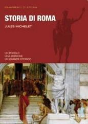 Copertina de STORIA DI ROMA