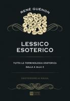 Copertina de LESSICO ESOTERICO