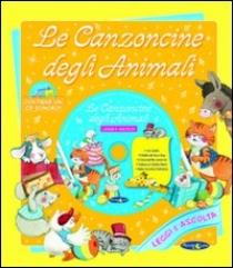 Copertina de CANZONCINE DEGLI ANIMALI, LE