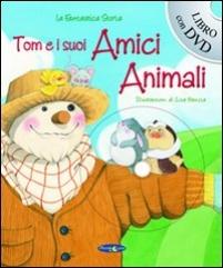 Copertina de TOM E I SUOI AMICI ANIMALI