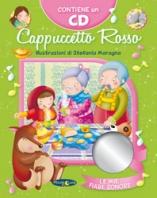 Copertina de CAPPUCCETTO ROSSO + CD