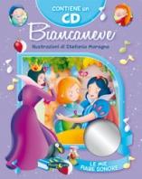 Copertina de BIANCANEVE + CD