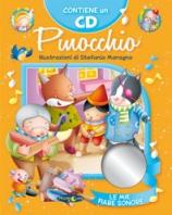 Copertina de PINOCCHIO + CD